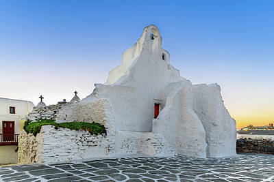 Photograph - Mykonos / Greece by Stavros Argyropoulos