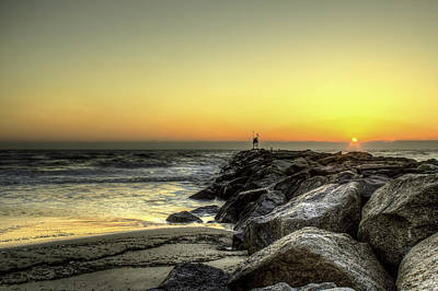 Photograph - On The Rocks by Pete Federico