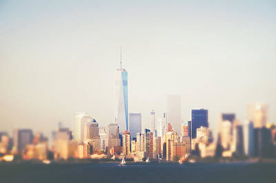 Wtc Photograph - New York City by Vivienne Gucwa