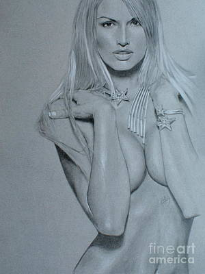 No Title Art Print by Marek Halko