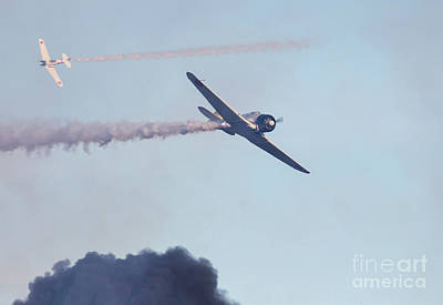 Photograph - Pearl Harbor Attack Reenactment by Kevin McCarthy