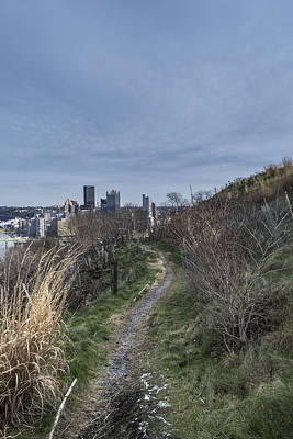 City Photograph - Pittsburgh Skyline by Cityscape Photography