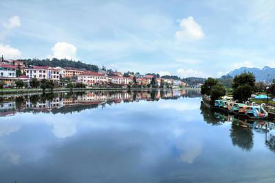 Architektur Photograph - Sapa - Vietnam by Joana Kruse
