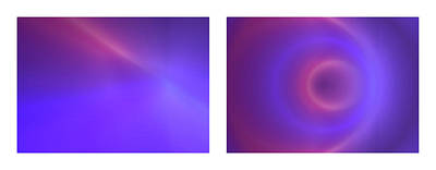 Photograph - 11 Shineonucrazydiamond Diptych 11 by David Hargreaves