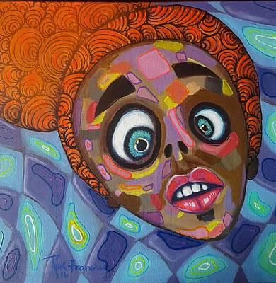 Untitled Art Print by Roxalba Francisco