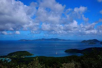 Photograph - Virgin Islands by Walt Sterneman