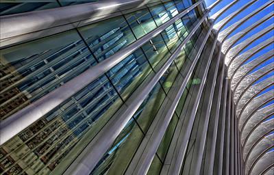 Photograph - Westfield World Trade Center Nyc by Robert Ullmann