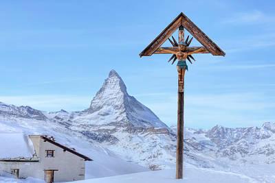 Switzerland Photograph - Zermatt - Switzerland by Joana Kruse