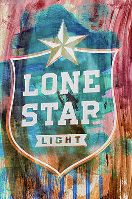 Photograph - 11031 Lone Star Brewing by Pamela Williams