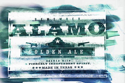 Photograph - 11033 Alamo Brewing by Pamela Williams