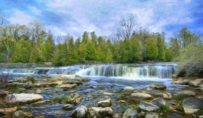 For Sale Painting - Nature Oil Paintings Landscapes by Margaret J Rocha