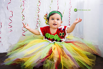 Photograph - 1196 Skylar by Teresa Blanton