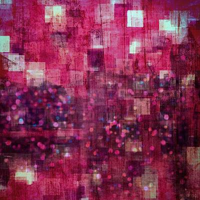 Digital Art - Abstract by Anne Thurston