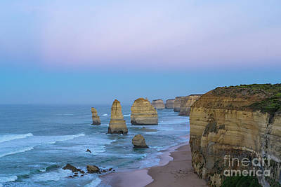 Photograph - 12 Apostles At Dawn by Howard Ferrier