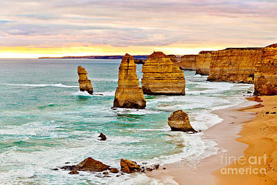 Photograph - 12 Apostles by Az Jackson