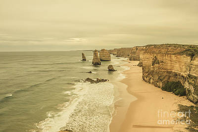 12 Apostles Morning Landscape Art Print by Jorgo Photography - Wall Art Gallery