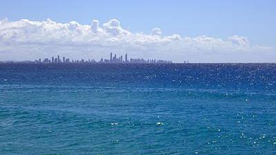 Photograph - Australia - Kirra Point Blue by Jeffrey Shaw
