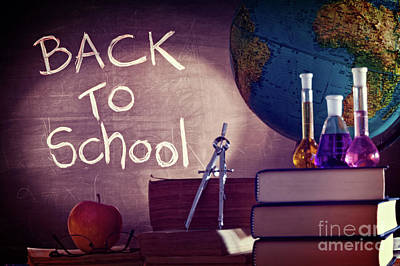 Photograph - Back To School by Gualtiero Boffi