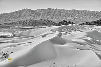 Photograph - Dumont Dunes 11 by Jim Thompson