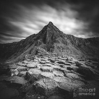 Photograph - Giant's Causeway  by Pawel Klarecki