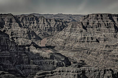 Photograph - Grand Canyon by Peter Lakomy
