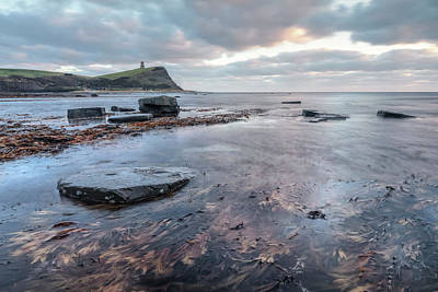 Peace Tower Wall Art - Photograph - Kimmeridge Bay - England by Joana Kruse