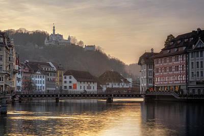 Lucerne - Switzerland Art Print