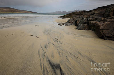 Scottish Photograph - Luskentyre by Nichola Denny