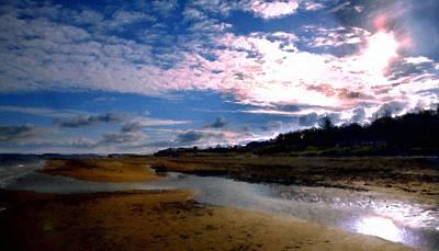 Outdoors Digital Art - Native Landscape by Victoria Landscapes