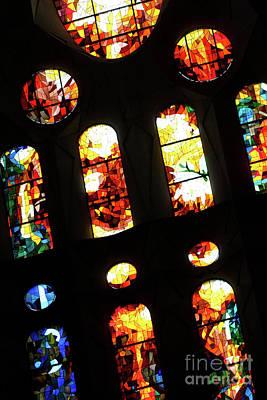 Photograph - Sagrada Familia by Gualtiero Boffi
