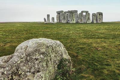 Stonehenge Photograph - Stonehenge - England by Joana Kruse