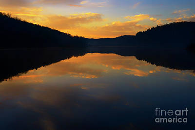 Photograph - Winter Dawn by Thomas R Fletcher