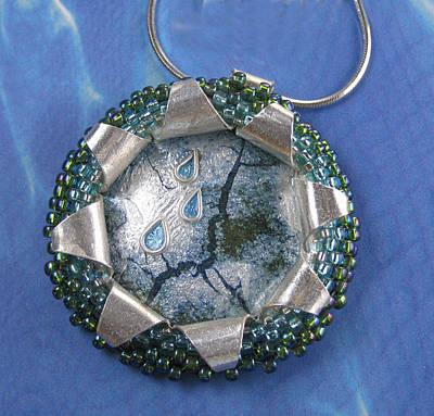 Jewelry - 1222 Tears For A Broken World by Dianne Brooks
