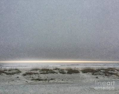 Photograph - Horizon by LeeAnn Kendall