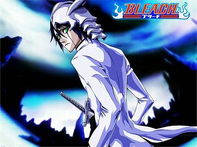 Sports Digital Art - Bleach by Super Lovely