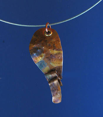 Jewelry - 1264 Tadpole by Dianne Brooks