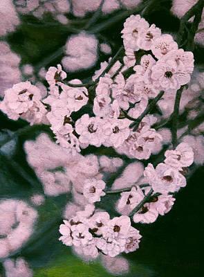 Painting - Cherry Blossom by Masami Iida
