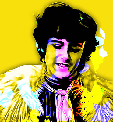 Pop Art Mixed Media - Donovan Collection by Marvin Blaine