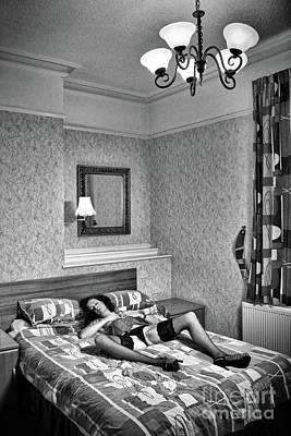 Panties Photograph - Erotic Art Photography By Mary Bassett by Mary Bassett