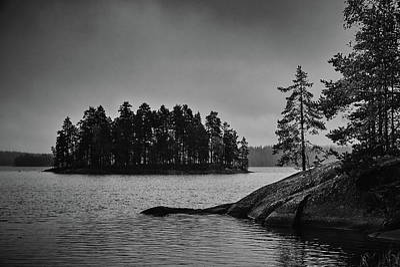 Photograph - Haukkajarvi by Jouko Lehto