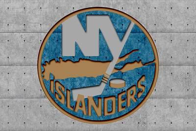 New York Islanders Art Print