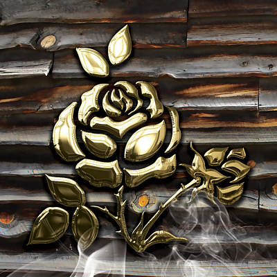 Roses Mixed Media - Rose Collection by Marvin Blaine