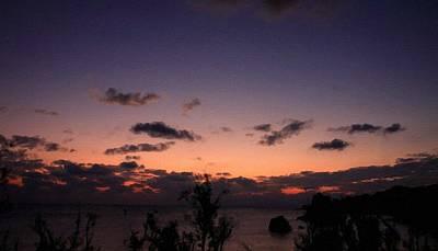 Twilight Digital Art - V F Landscape by Victoria Landscapes