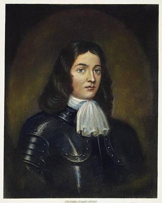Mezzotint Photograph - William Penn (1644-1718) by Granger