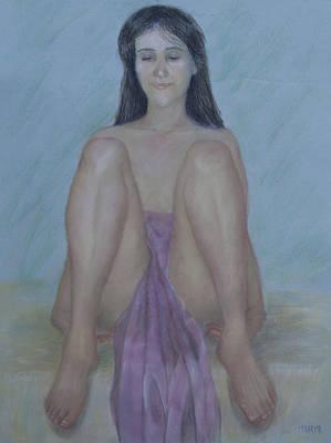 Photograph - Nude Study by Masami Iida