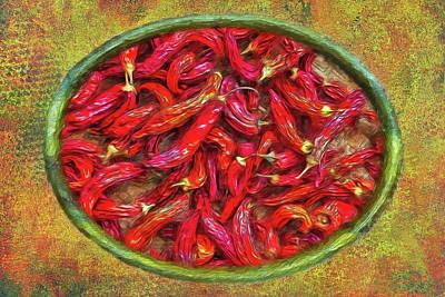 Red Hot Ready Art Print