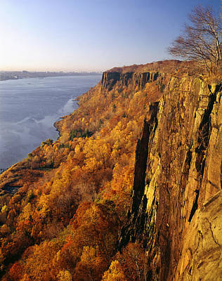 Photograph - 130502-sunrise On Nj Cliffs by Ed  Cooper Photography