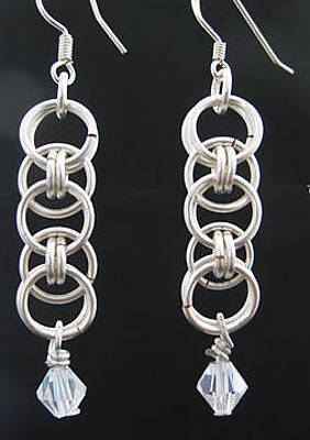 Jewelry - 1321 Celtic Crystal by Dianne Brooks