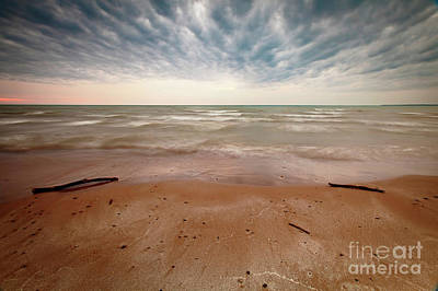Photograph - 1324 Bradford Beach by Steve Sturgill