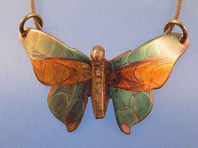 Jewelry - 1331 Butterfly by Dianne Brooks